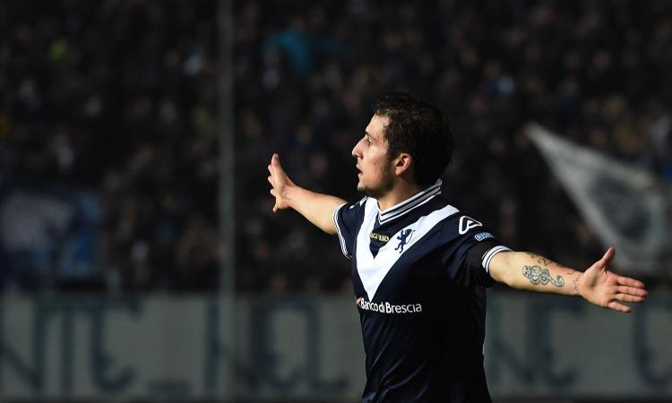 Brescia-Pescara 1-1: il tabellino
