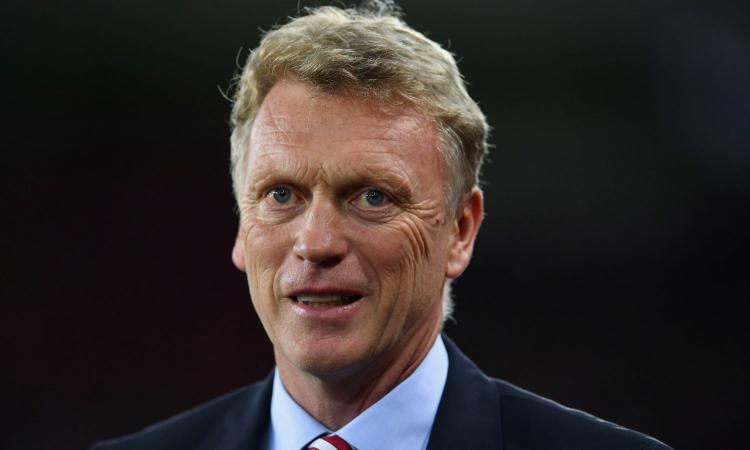 Manchester United, parla l'ex Moyes: ' Volevo due giocatori, con loro sarebbe stato diverso'