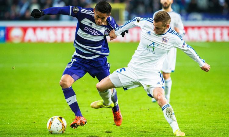 Slovan Liberec-Qarabag: le formazioni ufficiali