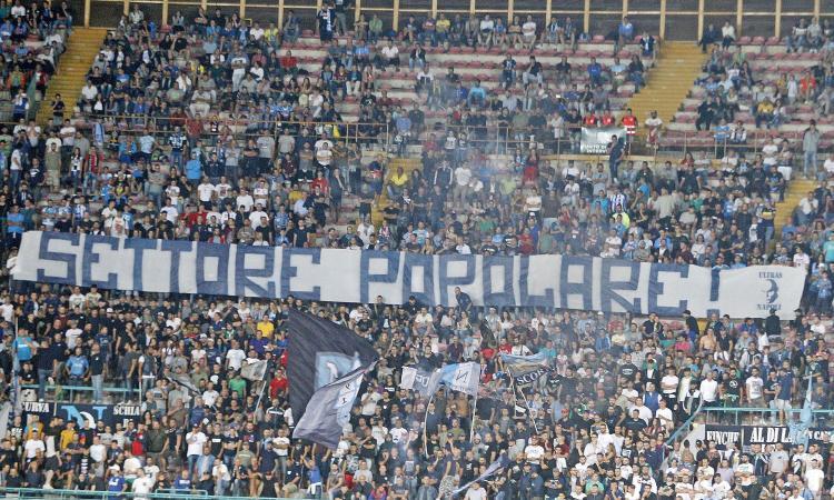 Boss latitante arrestato 'per colpa' del Napoli: voleva i biglietti per l'Inter