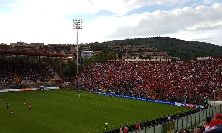 Perugia-Parma 3-0: il tabellino VIDEO