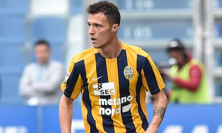Parma, un attaccante dal Verona