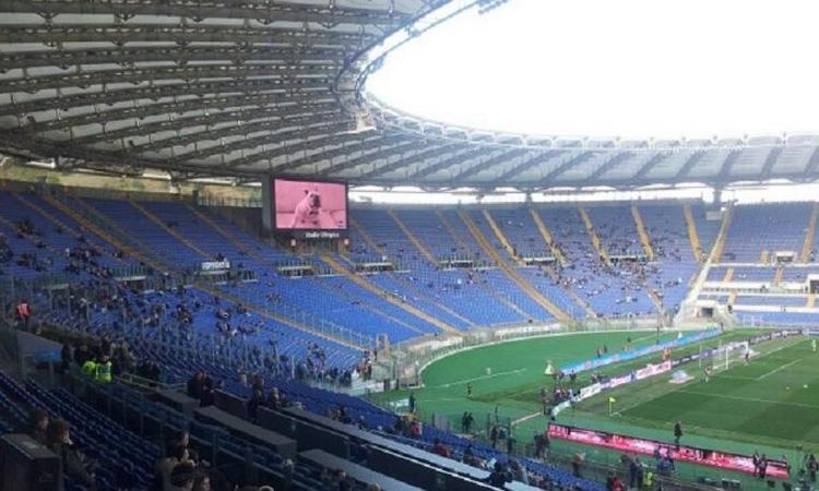 Lazio, tutte le iniziative per il derby. Qualche spiraglio per le coreografie