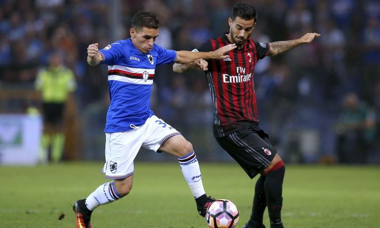 Roma, piace un centrocampista della Sampdoria