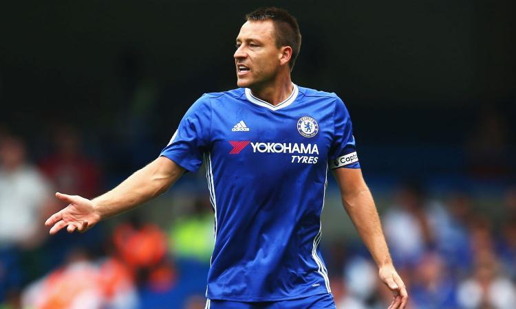 Chelsea: lo Swansea preme per Terry