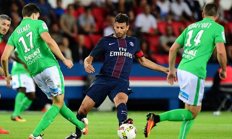 Thiago Motta: 'Via dall'Inter per Branca. Sono lento, ma tutti gli allenatori mi vogliono'