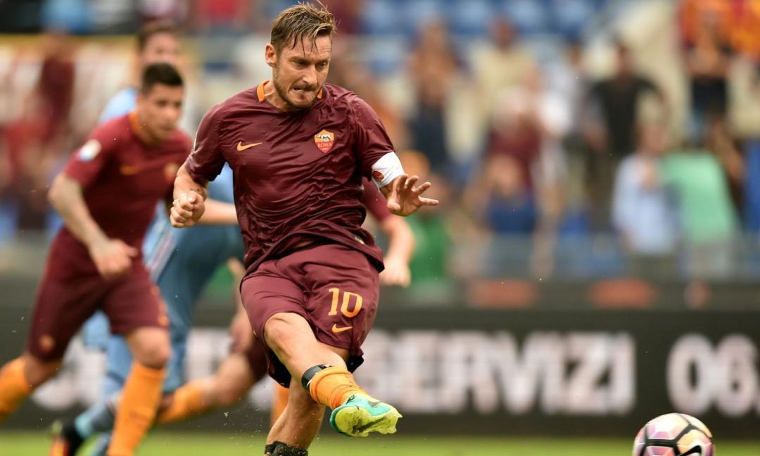Roma, Totti ancora decisivo. Se gioca così, merita il rinnovo?