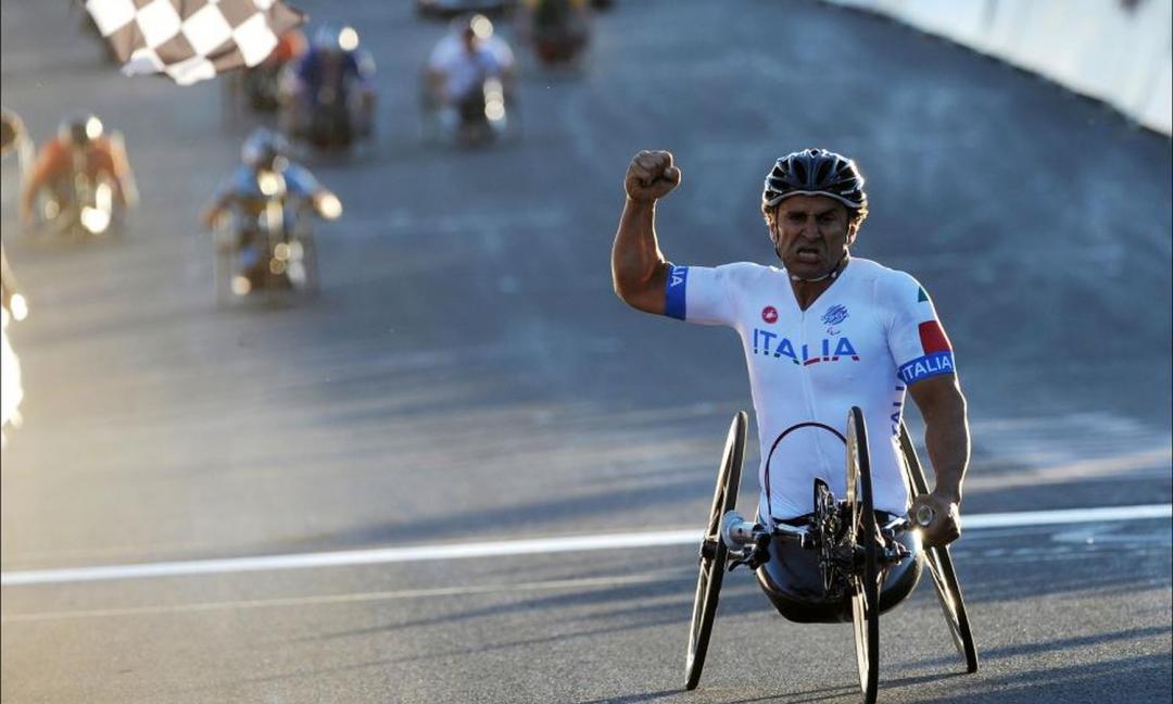 Zanardi, un campione straordinario che non si è mai arreso!