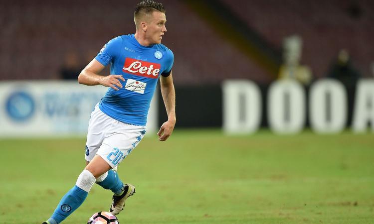 Napoli, Zielinki racconta: 'Io migliorato grazie ad un mental coach'