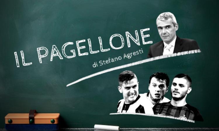 PAGELLONE: Ljajic-Dybala, che piedi! Icardi-Inter da 10: 1 Maurito, 0 il club