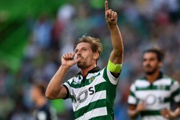 Adrien Silva Sporting Lisbona
