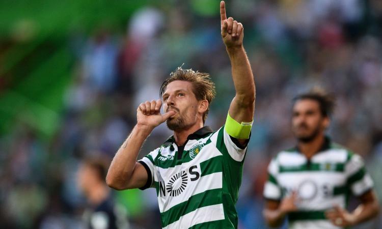 Tottenham: inconto per un mediano dello Sporting Lisbona