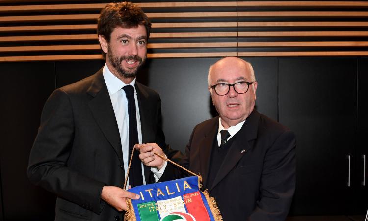 Juventus, Tavecchio ti ha messo nei guai: ora è il momento di mollarlo!