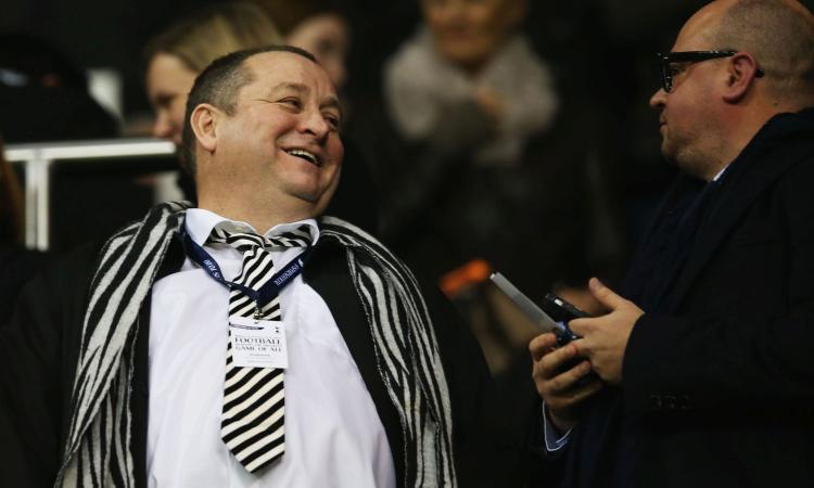 Newcastle, UFFICIALE: club in vendita