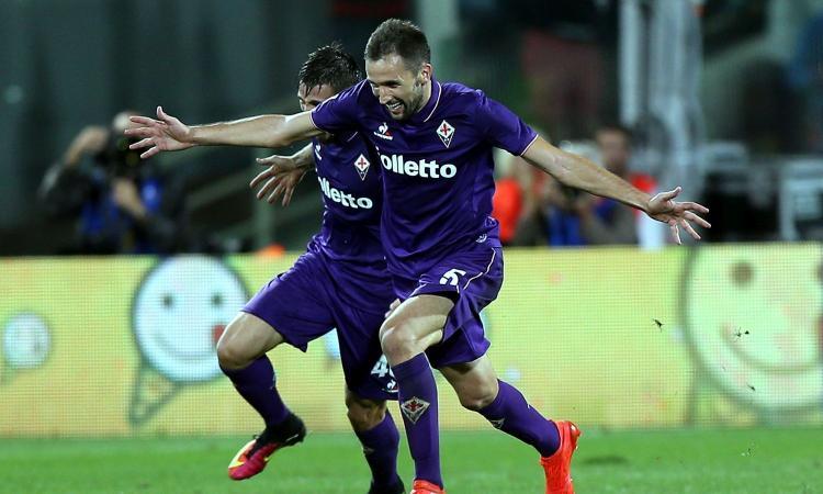 Fiorentina: Badelj parte, a centrocampo si aspetta un mediano