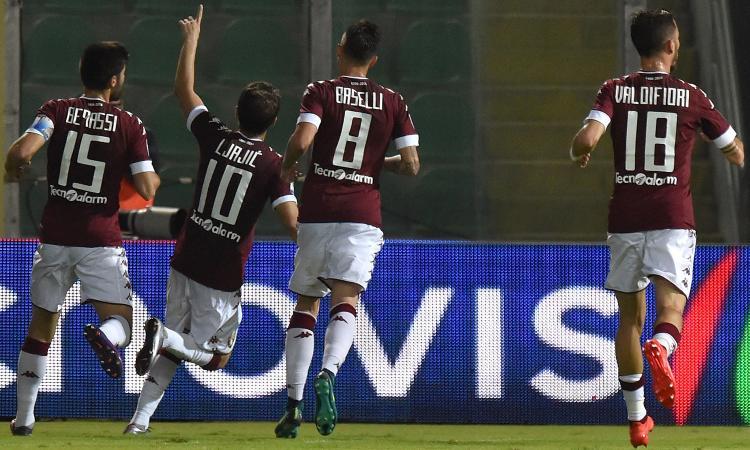 Torino, solo la Roma ha segnato di più
