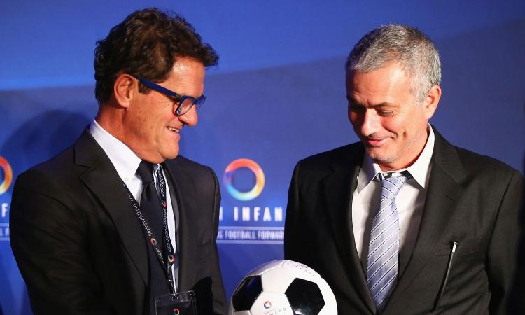 Capello: 'Mourinho alla Roma un po' come me, il suo Batistuta sarà Zaniolo'