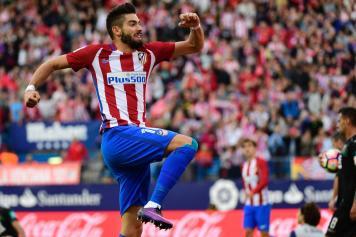Carrasco Atletico Madrid