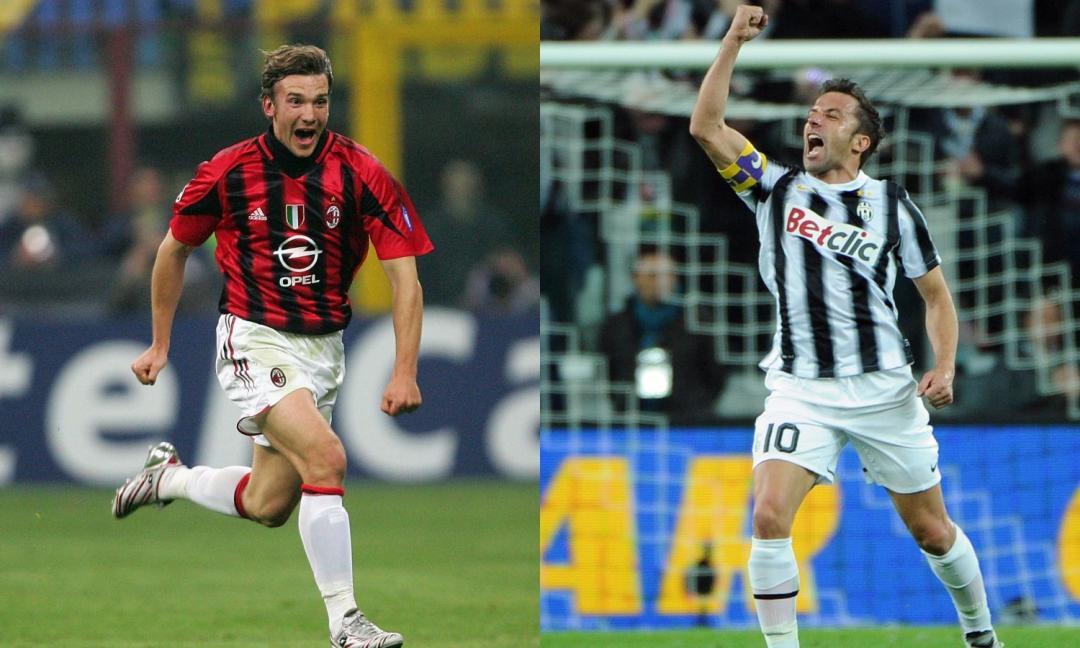 Quando in Champions si parlava Italiano...