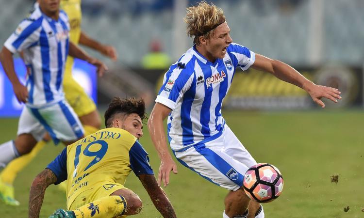 Verona, a un passo un difensore del Pescara