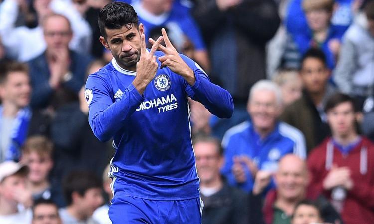 Chelsea, Diego Costa non vuole la Juve