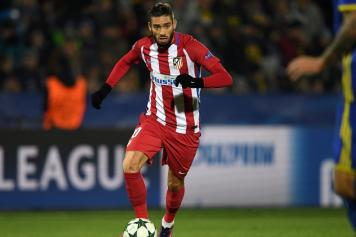 Ferreira Carrasco Atletico Madrid