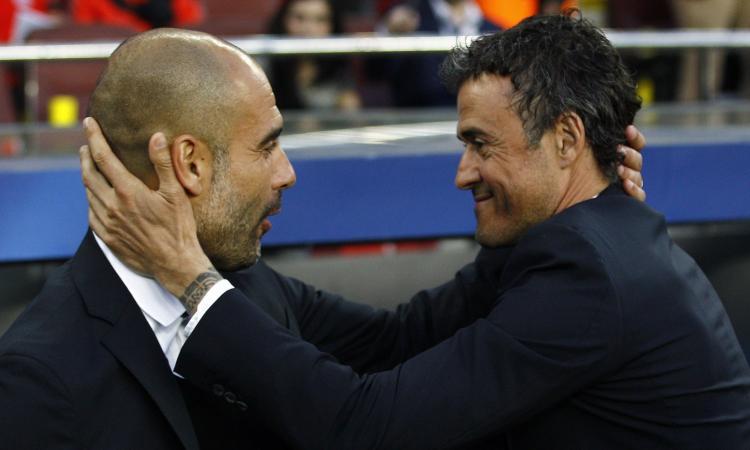 Ecco perché Barcellona-Manchester City è la migliore partita del mondo