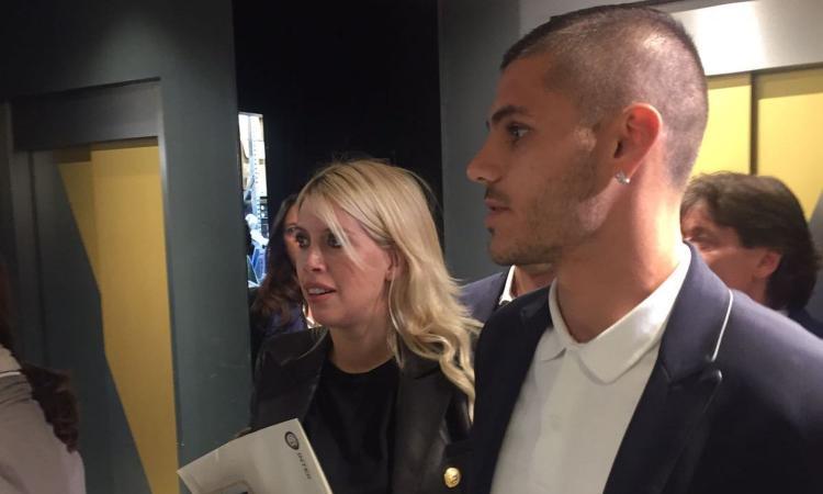 Caso Icardi, Wanda: 'Mauro sta bene, è tranquillo. Sui tifosi...'