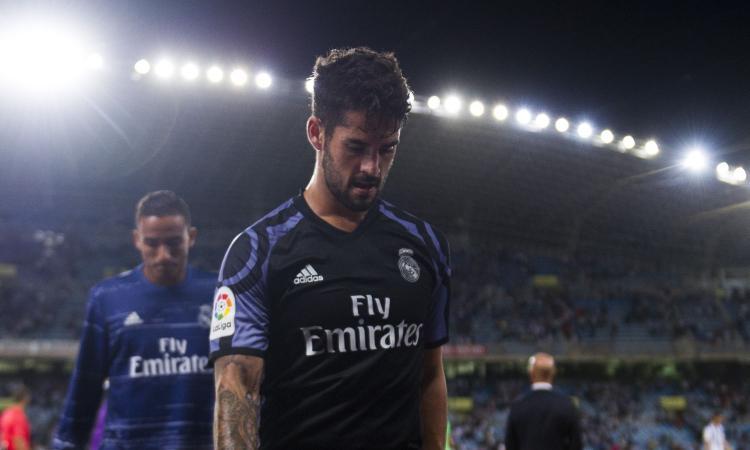Ag. Isco a CM: 'Milan e Juve? A gennaio non si fa. A giugno...'