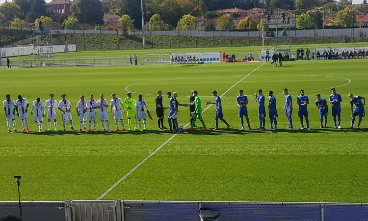 Lione-Juve 0-3, Youth League: Caligara-Leris-Clemenza, Kastanos sbaglia un rigore col cucchiaio