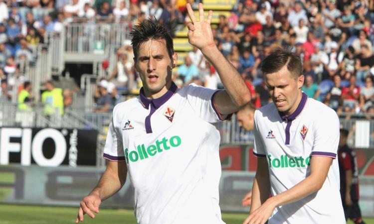 Milan: Kalinic userà il pugno duro con la Fiorentina