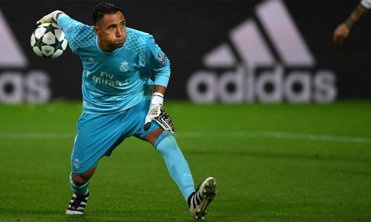 Real Madrid: dall'Uruguay il successore di Keylor Navas