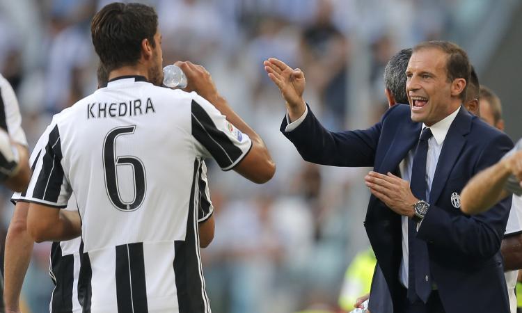 Juve, rinnova il contratto di Khedira!