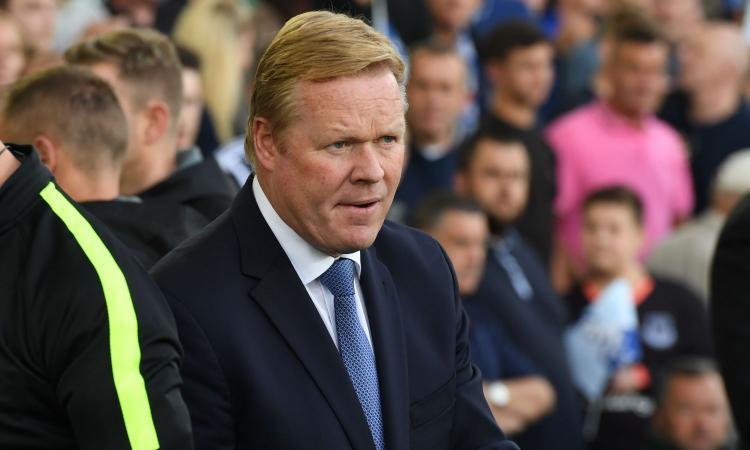 Everton, UFFICIALE: esonerato Koeman