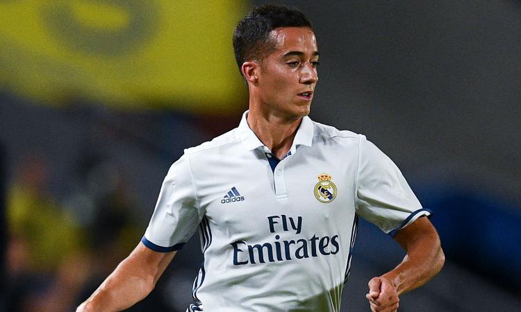 Roma: due concorrenti per un giocatore del Real Madrid