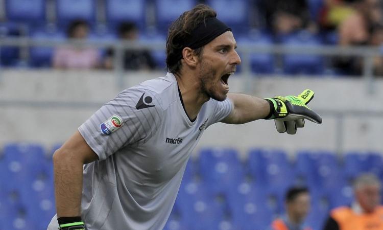 Lazio, Verona su Djordjevic, parte anche Marchetti?