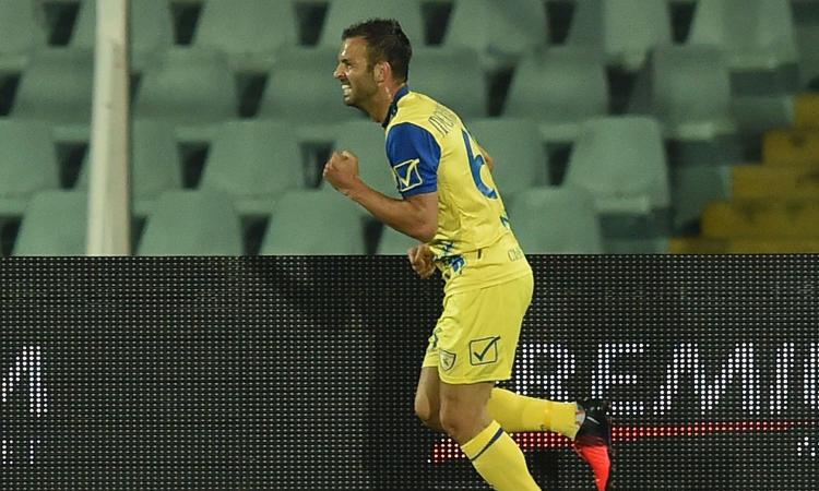 Chievo: 2-0 all'Ambrosiana, si rivede Meggiorini