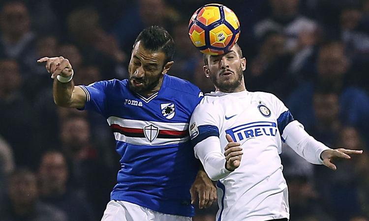 Convocati Sampdoria: fuori Sala, Silvestre e Quagliarella