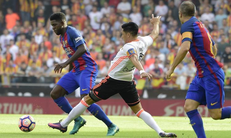 Barcellona, rinnovo in arrivo per un difensore