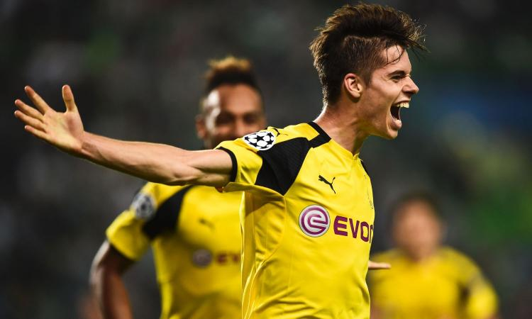 Manchester United, piace un centrocampista del Borussia Dortmund