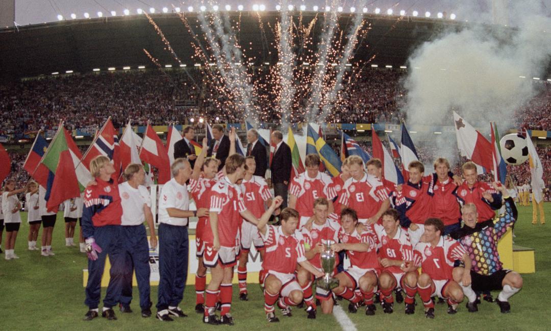Favole calcistiche: Danimarca campione!