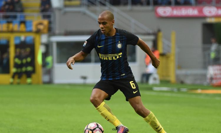 Inter, Joao Mario annega. Per lui un tripudio di insufficienze in pagella