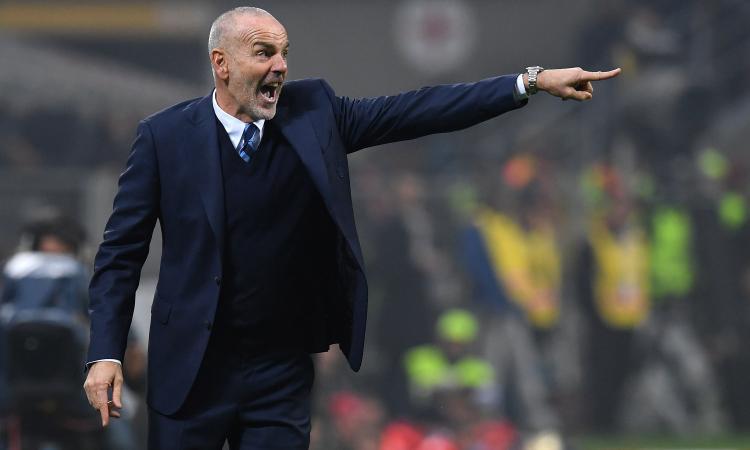 Inter, Pioli: 'Mancano fiducia e autostima. Arbitro? No comment'