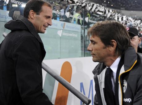 Allegri non vincerà mai la Champions, la Juventus può richiamare Conte