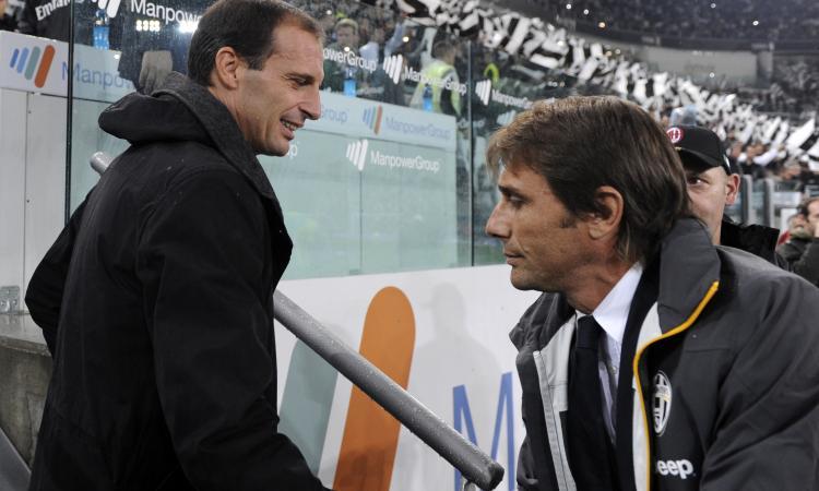 Inter, dalle lamentele ai successi:  5 motivi per cui Allegri è meglio di Conte