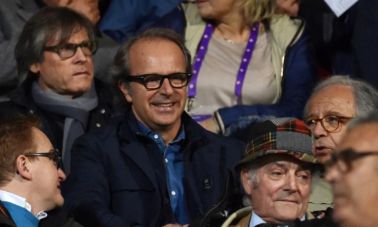 Della Valle alla Fiorentina: 'Avete fatto un'impresa, ma ora dovete...'