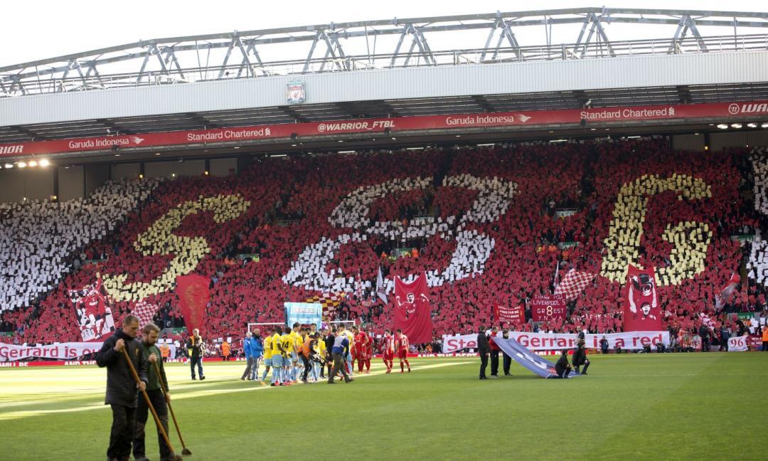 Il tuono del popolo: Anfield, sei tu la storia