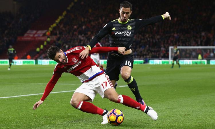 Real Betis, UFFICIALE: preso Barragan dal Middlesbrough