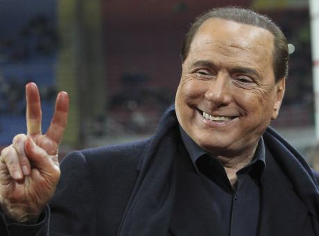 Berlusconi racconta l'incendio del suo Milan: 'Discutevo le formazioni' VIDEO