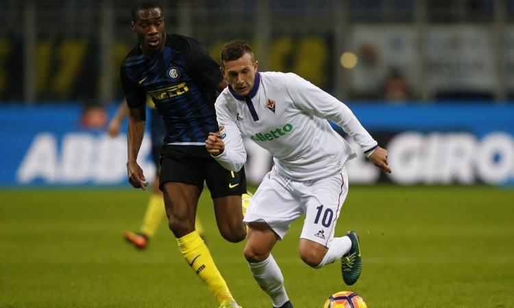 Inter-Fiorentina 4-2: il tabellino